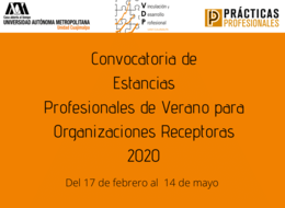 Convocatoria EPV OR